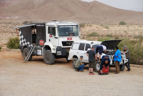 Ric Rallye assistance