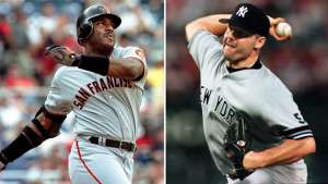 Barry Bonds--Roger Clemens