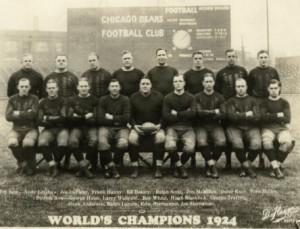 1924 Chicago Bears