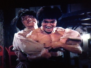 Bruce Lee & Jackie Chan: Enter the Dragon (1972)