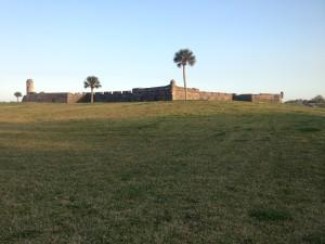 Castillo de San Marcos, St Augustine, FL (1695)