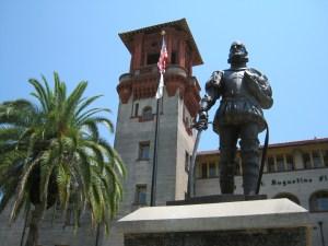 Conquistador Pedro Menendez-de Aviles: St. Augustine's founder in 1565