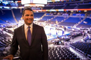 Alex Martins: Orlando Magic CEO