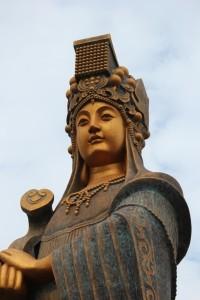 Ma Tzu: Chinese Sea Goddess Photo by: Dli184