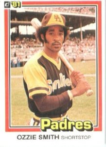 Ozzie Smith 1981