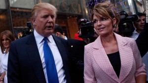 Donald Trump-Sarah Palin, June-2011