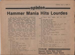 Hammer Mania