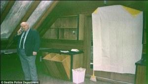Sgt. Don Cameron at Kurt Cobain's death scene