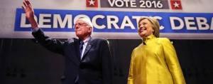 Bernie & Hillary 2016