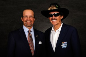 Kyle-Petty & Richard-Petty