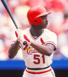 Willie McGee-CF