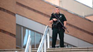 Lockdown situation_ Orlando, FL