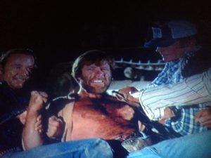 Chuck Norris Taken Alive