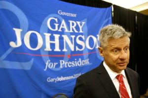 Gary Johnson_Libertarian 2016
