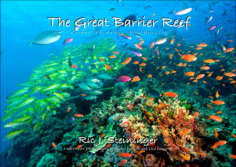 Ric Steininger GBR A4 Soft Cover Book
