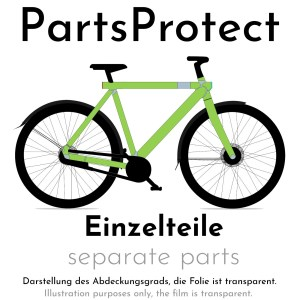 Protective film for VANMOOF S3 – PartsProtect / single and spare parts