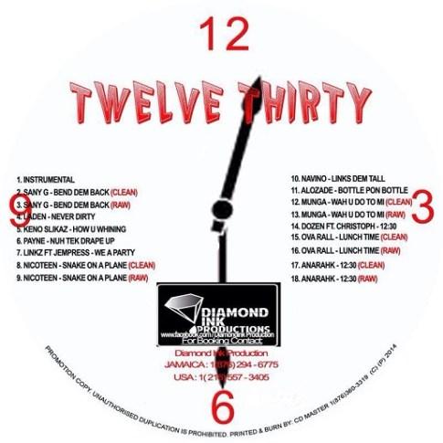TwelveThirtyRiddim