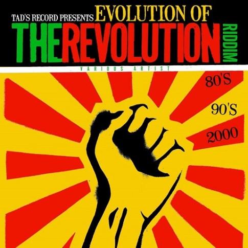 TadsRecordsEvolutionRiddim