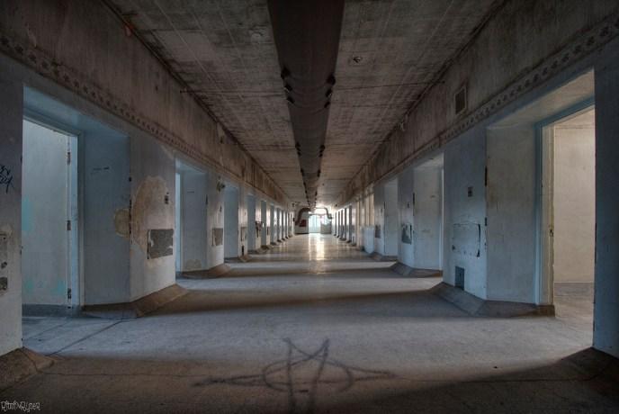Abandoned Ontario Insane Asylum
