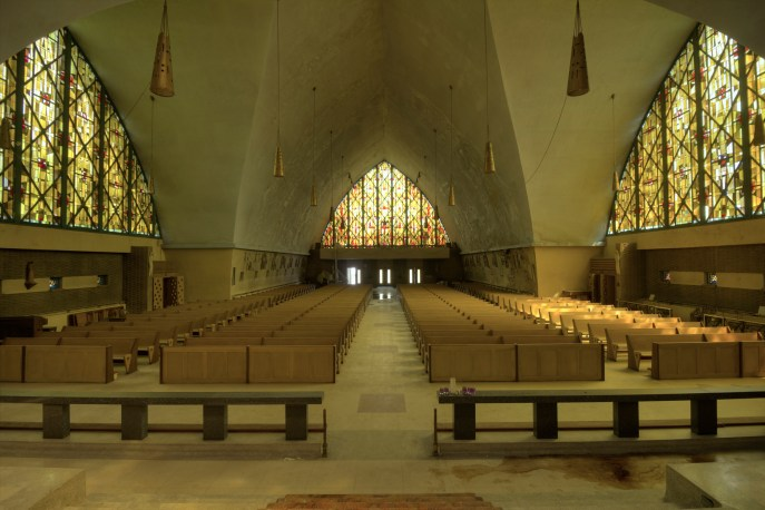 Abandoned Montreal Church