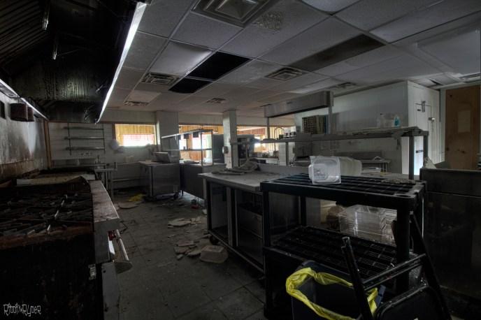 Abandoned Ontario Restaurant
