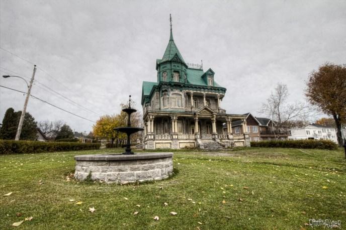 Abandoned Château Richard