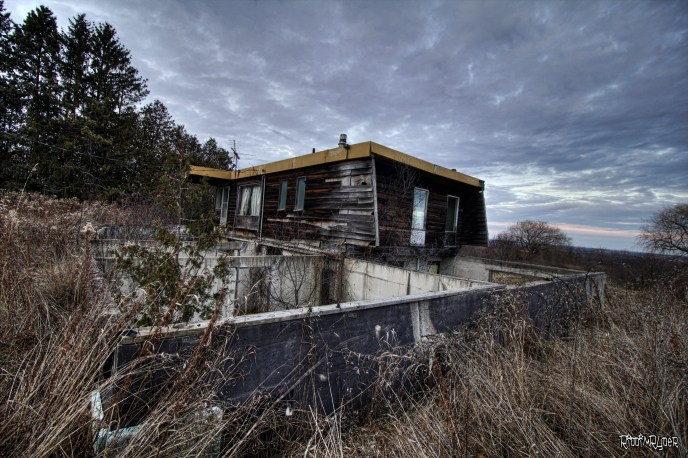 Abandoned Polygamist Compound