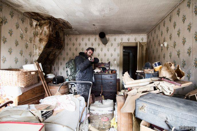 RiddimRyder Abandoned Urban Exploring Photography
