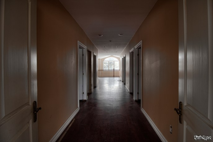 Abandoned Mansion Corridor