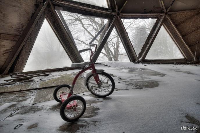 Creepy Tricycle