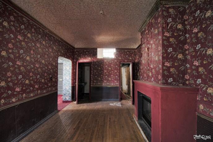 Castle Sitting Room
