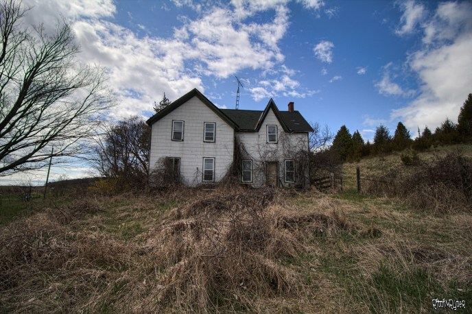 Abandoned Farm House