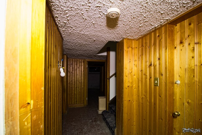 Abandoned Mansion Basement