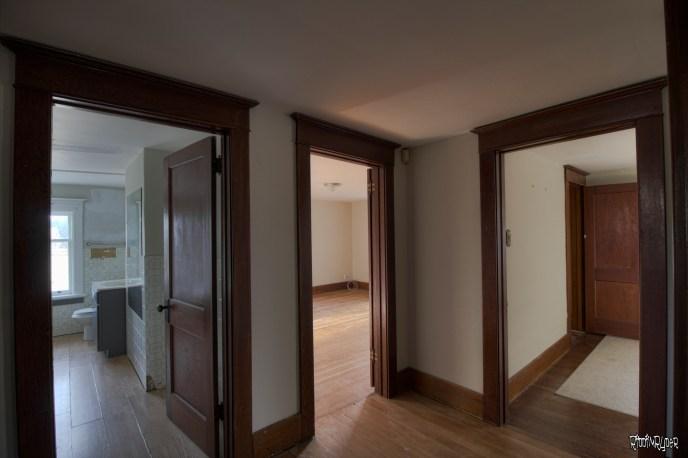 many doors