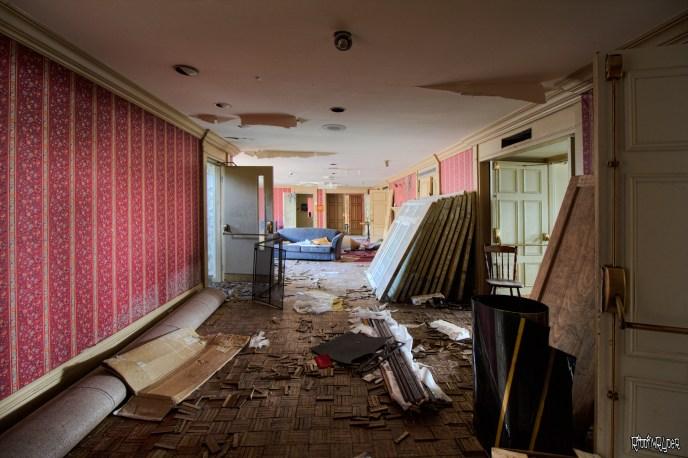 Abandoned Ontario Resort
