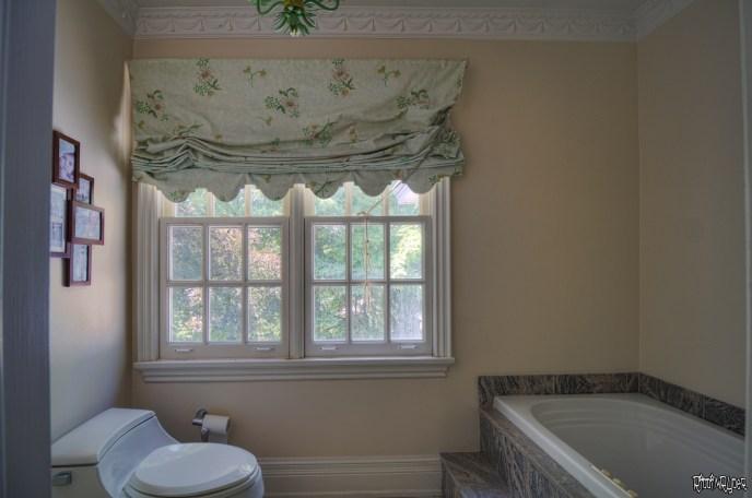 upstairs mansion bathroom