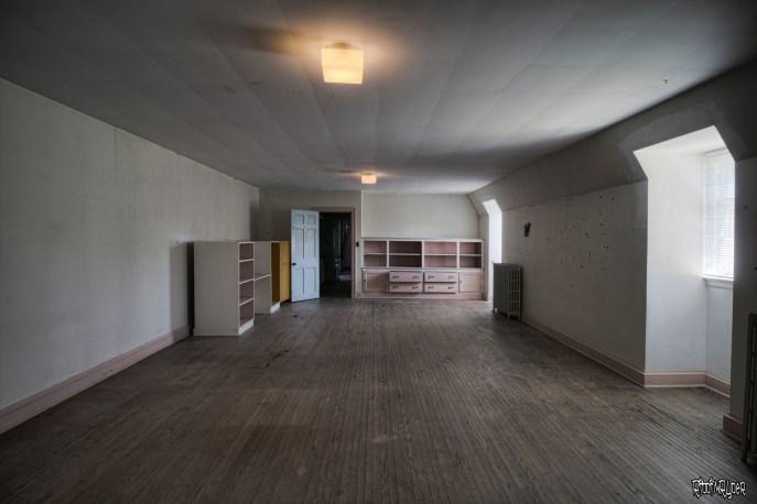 Mansion Top Floor