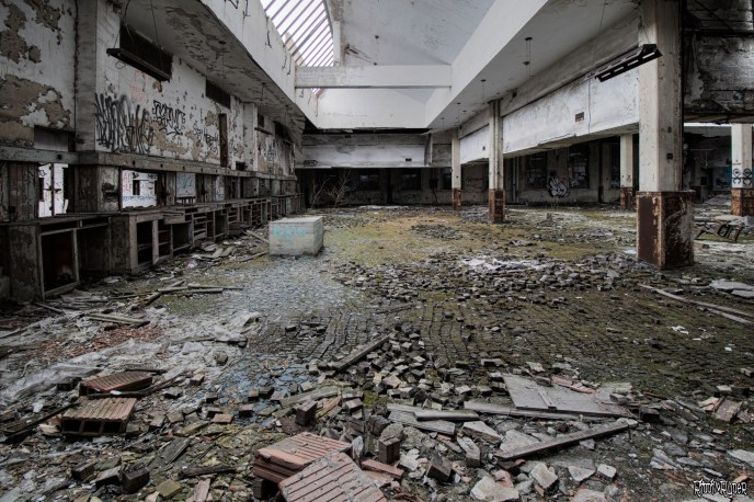 Abandoned US Post Office