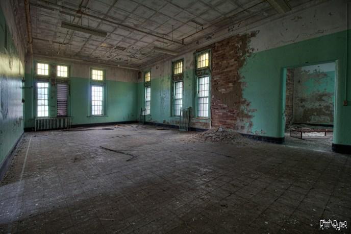 State Hospital Room