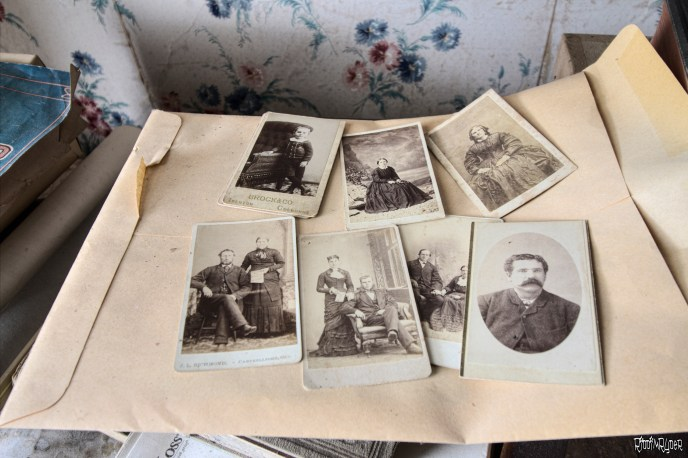 Old abandoned photos
