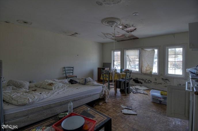 Untouched Apartment