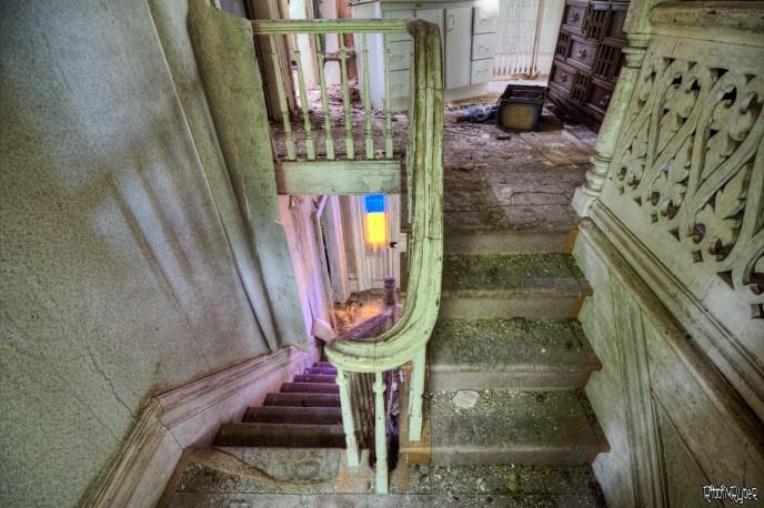SAbandoned Stairs