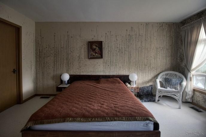 Moldy Bedroom
