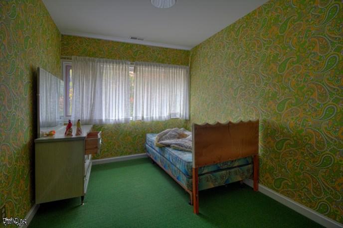 60s Bedroom
