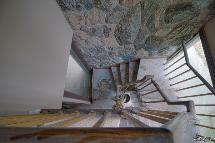 North Staircase