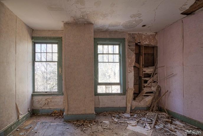 Decaying Abandoned House