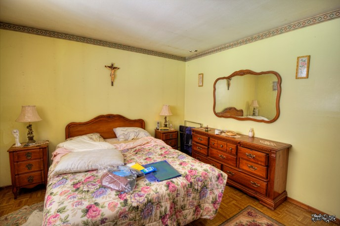 Master Bedroom of the Time Capsule