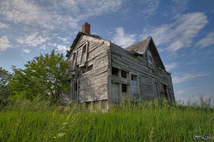 Decayed Farmhouse