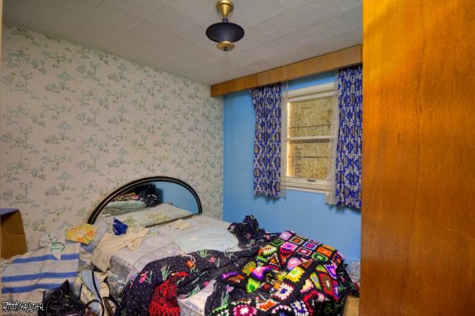 Time Capsule Bedroom