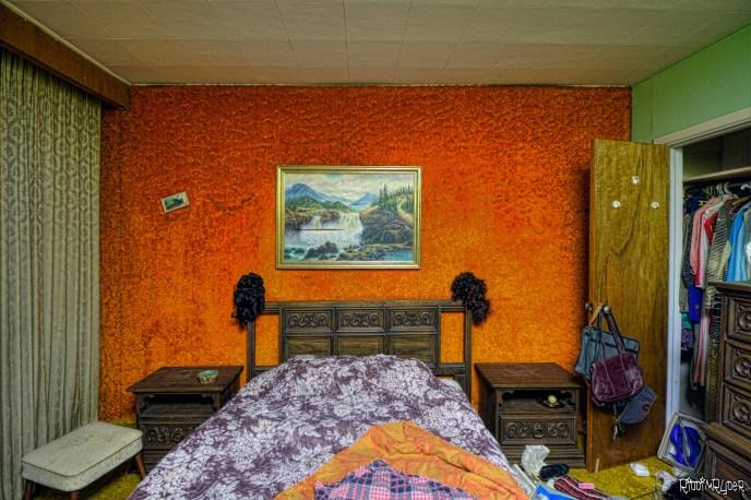 Time Capsule Master Bedroom